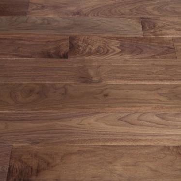 Массивная доска Magestik floor Орех Американский Селект - купить в «Начни Ремонт» интернет-магазин — продажа напольных покрытий. - 7