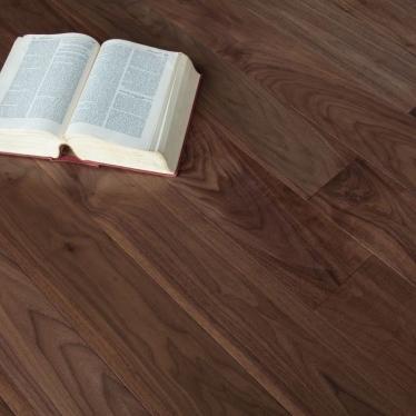 Массивная доска Magestik floor Орех Американский Селект - купить в «Начни Ремонт» интернет-магазин — продажа напольных покрытий. - 6