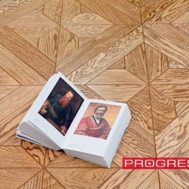 Модульный паркет Progress Лаво - купить в «Начни Ремонт» интернет-магазин — продажа напольных покрытий. - 3