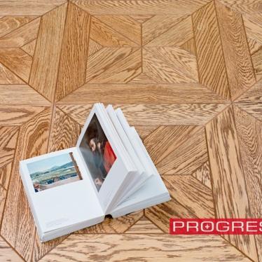 Модульный паркет Progress Лаво - купить в «Начни Ремонт» интернет-магазин — продажа напольных покрытий. - 5