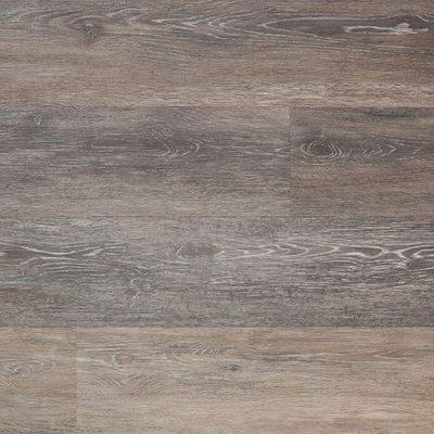 Виниловый ламинат Allure Брашированный дуб серый