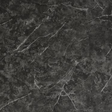 Виниловый ламинат KLB Мрамор черный 780084 - купить в «Начни Ремонт» интернет-магазин — продажа напольных покрытий.