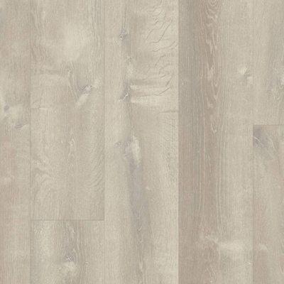 Quick-Step Дуб песчаный теплый серый 40083