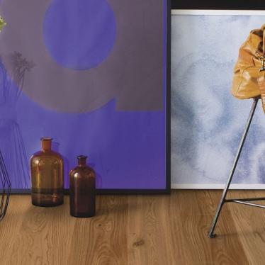 Паркетная доска Boen Дуб Indian summer - купить в «Начни Ремонт» интернет-магазин — продажа напольных покрытий. - 2
