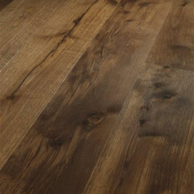 Инженерная доска Hain Oak brown Lava light smoked brushed and oiled