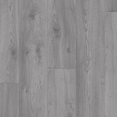 Kronotex Дуб Макро светло-серый D3670