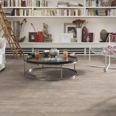 Ламинат Meister Дуб бело-серый 6277 - купить в «Начни Ремонт» интернет-магазин — продажа напольных покрытий. - 5