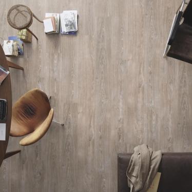 Ламинат Meister Дуб бело-серый 6277 - купить в «Начни Ремонт» интернет-магазин — продажа напольных покрытий. - 6