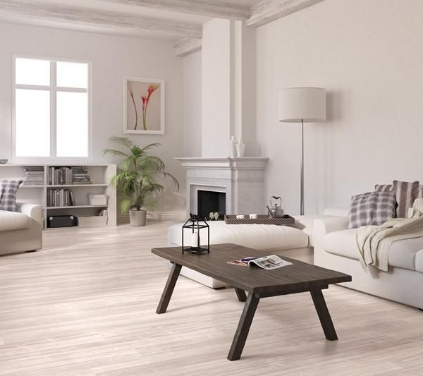 Ламинат Quick-Step Тик серый U1163 - купить в «Начни Ремонт» интернет-магазин — продажа напольных покрытий. - 1