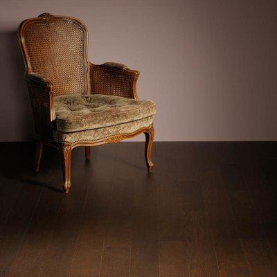 Массивная доска Coswick Дуб Темный Шоколад 127мм Таверн Шелковое Масло