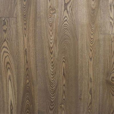 Паркетная доска Coswick Ясень Тигровый Глаз 107мм Селект Лак