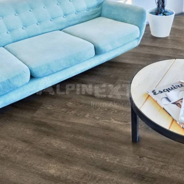 Виниловый ламинат Alpine Floor Дуб Рустикальный ЕСО3-8 - купить в «Начни Ремонт» интернет-магазин — продажа напольных покрытий. - 1