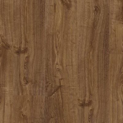 Quick-Step Дуб осенний коричневый 40090