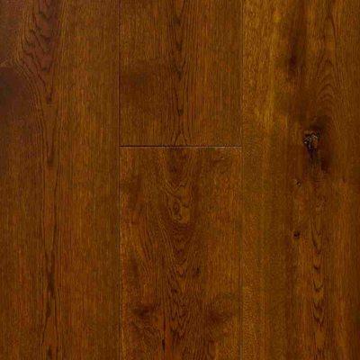 Инженерная доска Siberian Floors Дуб Бурбон Текстурированный Лак Бетерскотч
