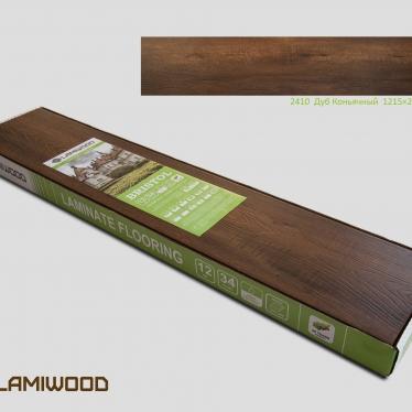 Ламинат Lamiwood Дуб Коньячный 2410 - купить в «Начни Ремонт» интернет-магазин — продажа напольных покрытий. - 5