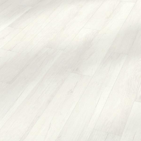 Ламинат Meister Дуб белый непрозрачный 6536 - купить в «Начни Ремонт» интернет-магазин — продажа напольных покрытий. - 1