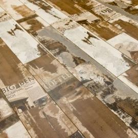 Boho Floors Hand-Made DC 0801