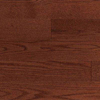 Массивная доска Mercier Красный дуб Корица