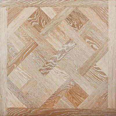 Модульный паркет Goodwin Art Дуб H4 светлый белёный