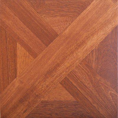 Модульный паркет Goodwin Art Мербау W2 красно-коричневый