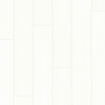 Ламинат Quick-Step Доска Белая IM1859
