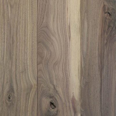 Штучный паркет Magestik floor Орех Американский Натур без покрытия