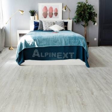 Виниловый ламинат Alpine Floor Дуб Арктик ЕСО3-1 - купить в «Начни Ремонт» интернет-магазин — продажа напольных покрытий. - 2