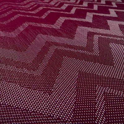 Виниловый ламинат Bolon 104 272 Zigzag Aubergine