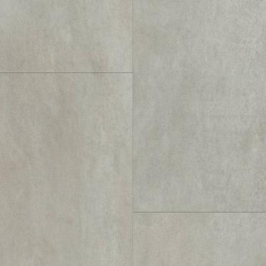 Виниловый ламинат Quick-Step Бетон тёплый серый 40050 Ambient Glue Plus - купить в «Начни Ремонт» интернет-магазин — продажа напольных покрытий.
