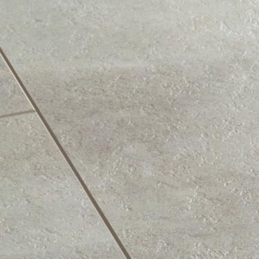 Виниловый ламинат Quick-Step Бетон тёплый серый 40050 Ambient Glue Plus - купить в «Начни Ремонт» интернет-магазин — продажа напольных покрытий. - 1