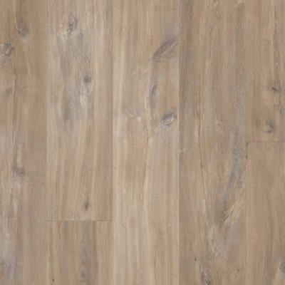 Виниловый ламинат Quick-Step Дуб каньон коричневый 40127