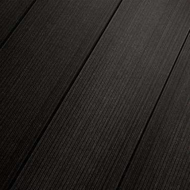 Террасная доска SaveWood Salix Чёрный 6 м - купить в «Начни Ремонт» интернет-магазин — продажа напольных покрытий.