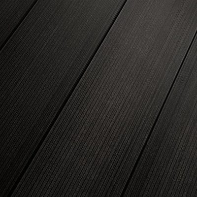 Террасная доска SaveWood Salix Чёрный 6 м
