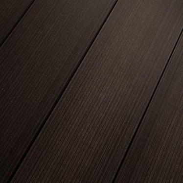 Террасная доска SaveWood Salix Тёмно-коричневый 4 м - купить в «Начни Ремонт» интернет-магазин — продажа напольных покрытий.
