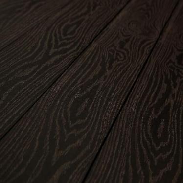 Террасная доска SaveWood Fagus Тёмно-коричневый Тангенциальный - купить в «Начни Ремонт» интернет-магазин — продажа напольных покрытий.