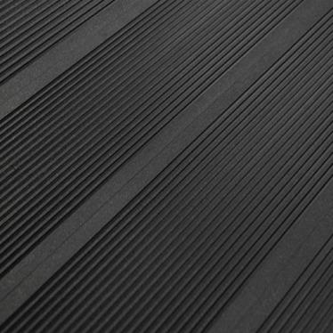 Террасная доска SaveWood Ulmus Бесшовная Чёрный Узкий Вельвет 3 м - купить в «Начни Ремонт» интернет-магазин — продажа напольных покрытий.