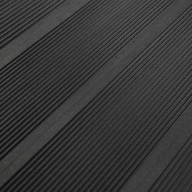 SaveWood Ulmus Бесшовная Чёрный Узкий Вельвет 6 м