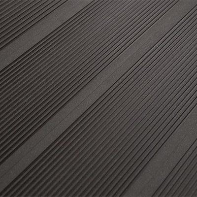 Террасная доска SaveWood Ulmus Бесшовная Тёмно-коричневый Узкий Вельвет 3 м