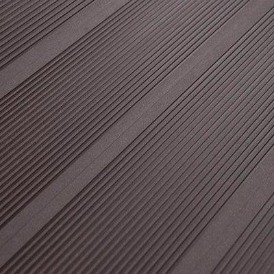 Террасная доска SaveWood Ulmus Бесшовная Терракот Узкий Вельвет 6 м