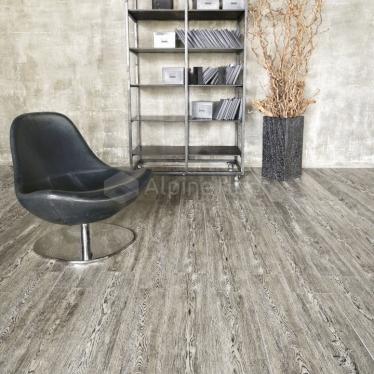 Виниловый ламинат Alpine Floor Северное Сияние ECO9-6 - купить в «Начни Ремонт» интернет-магазин — продажа напольных покрытий.