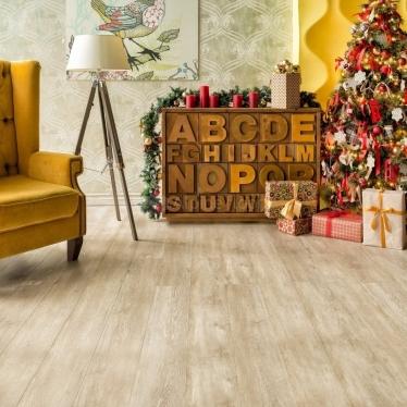 Виниловый ламинат Alpine Floor Сонома ECO11-3 - купить в «Начни Ремонт» интернет-магазин — продажа напольных покрытий. - 2
