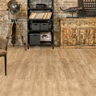 Виниловый ламинат Alpine Floor Камфора ECO11-5 - купить в «Начни Ремонт» интернет-магазин — продажа напольных покрытий. - 3