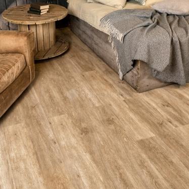 Виниловый ламинат Alpine Floor Миндаль ECO11-6 - купить в «Начни Ремонт» интернет-магазин — продажа напольных покрытий. - 3