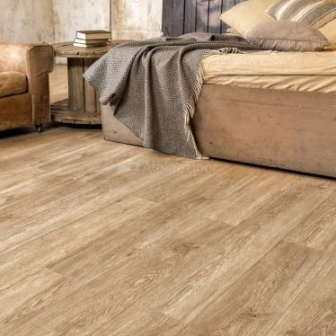 Виниловый ламинат Alpine Floor Миндаль ECO11-6 - купить в «Начни Ремонт» интернет-магазин — продажа напольных покрытий. - 2