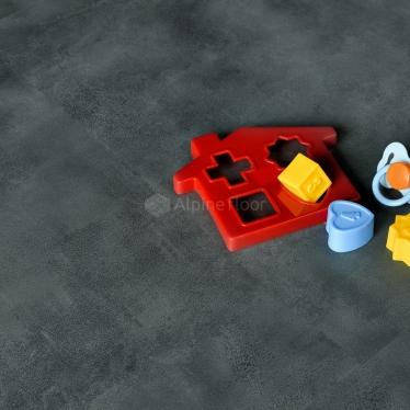 Виниловый ламинат Alpine Floor Вулканический Песок ECO8-5 - купить в «Начни Ремонт» интернет-магазин — продажа напольных покрытий. - 1