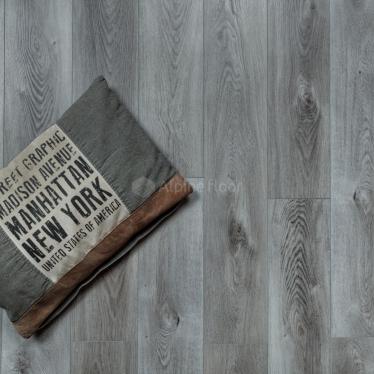 Виниловый ламинат Alpine Floor Дуб Гранит ECO7-8 - купить в «Начни Ремонт» интернет-магазин — продажа напольных покрытий. - 2